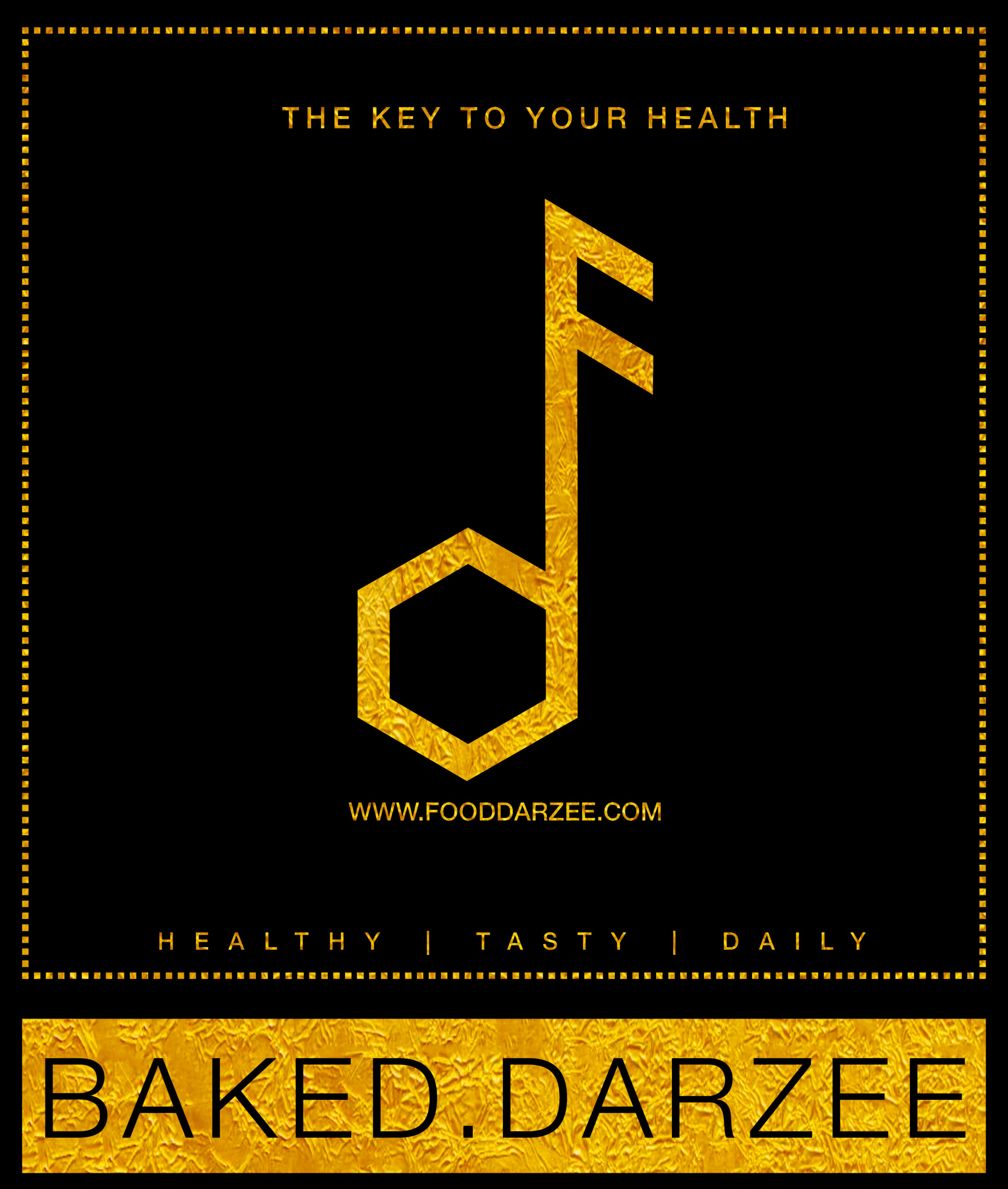 Baked.Darzee by Food Darzee